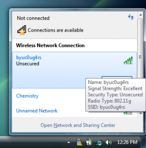 Setting Wi-Fi Laptop Yg tidak bisa Connect