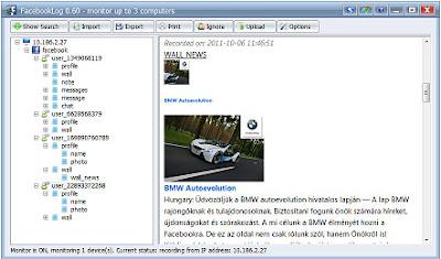 FacebookLog v1.0.4.1