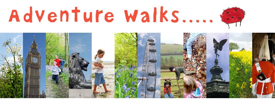 Adventure Walks Books Blog
