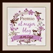 PREMIO RECIBIDO POR Las creaciones de Maria José