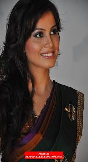 Supriya Shailaja in Low Hip Saree