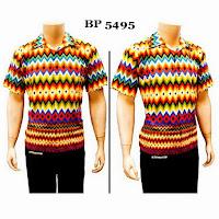 Kemeja Batik Rang Rang BP 5495