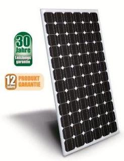 Jetzt mit neuen und erweiterten Garantiebedingungen: PV-Modul von ANTARIS SOLAR, Foto: ANTARIS SOLAR