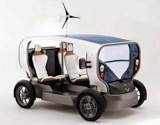 Electric : Kendaraan Energy Autonomous