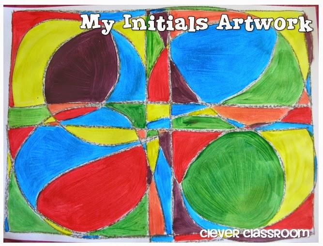 Initials Artwork