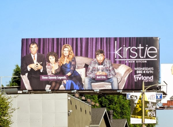Kirstie season 1 billboard