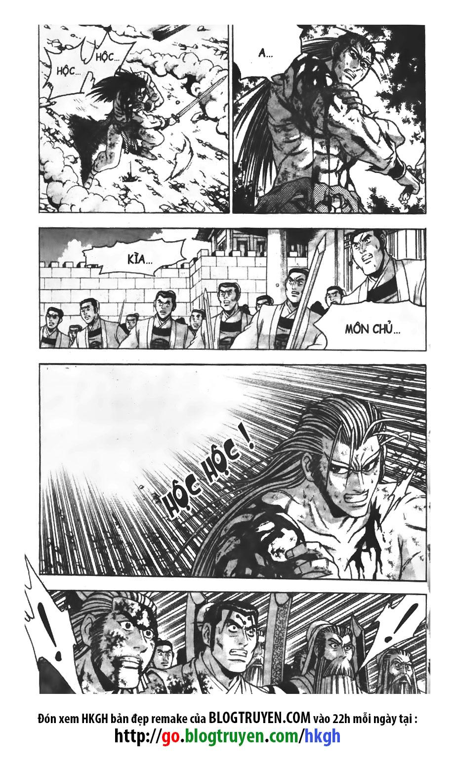 Hiệp Khách Giang Hồ chap 216 page 7 - IZTruyenTranh.com