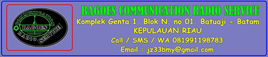 BAGOES COMMUNICATION RADIO SERVICE
