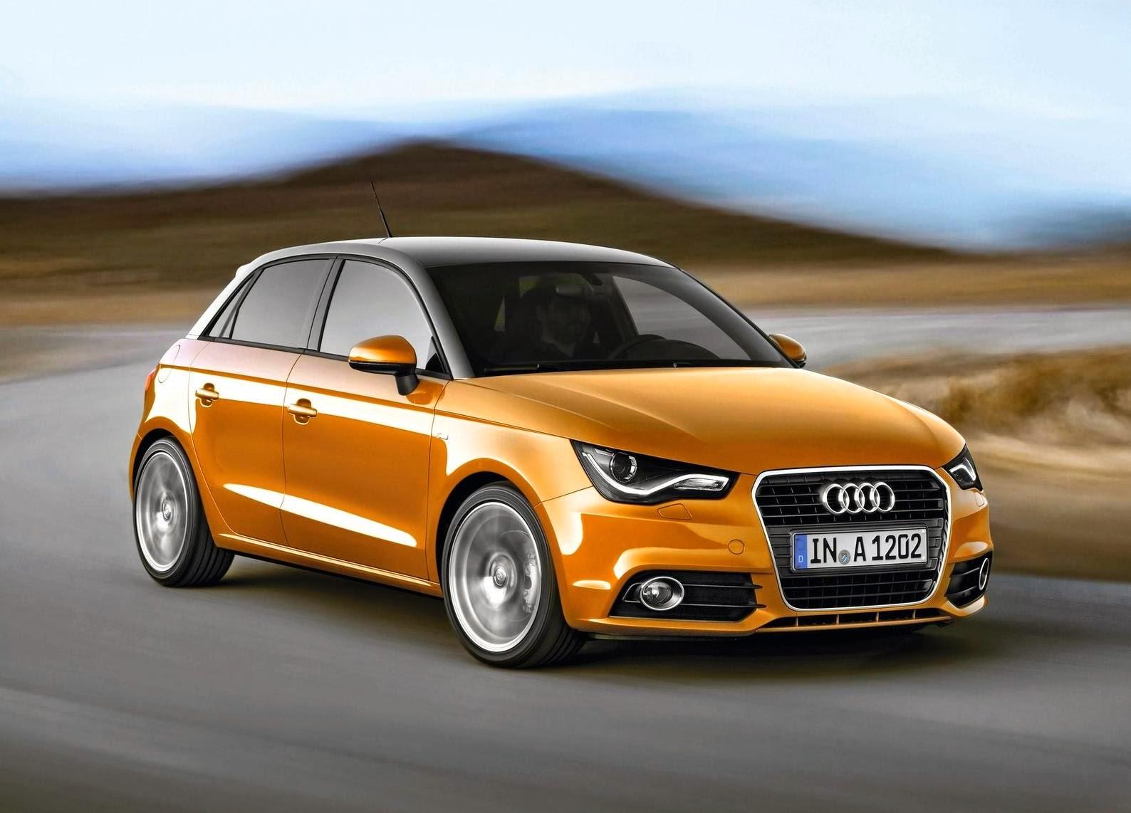 Audi A1 Sportback 2012 1080p Wallpaper