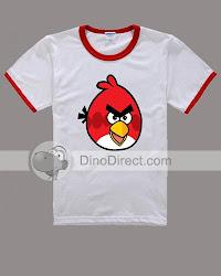 T shirt ANGRY BIRD Untuk Korang..!!