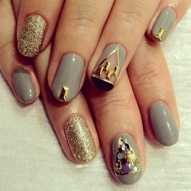 Beautiful Nail Designs Stylish World For Girls