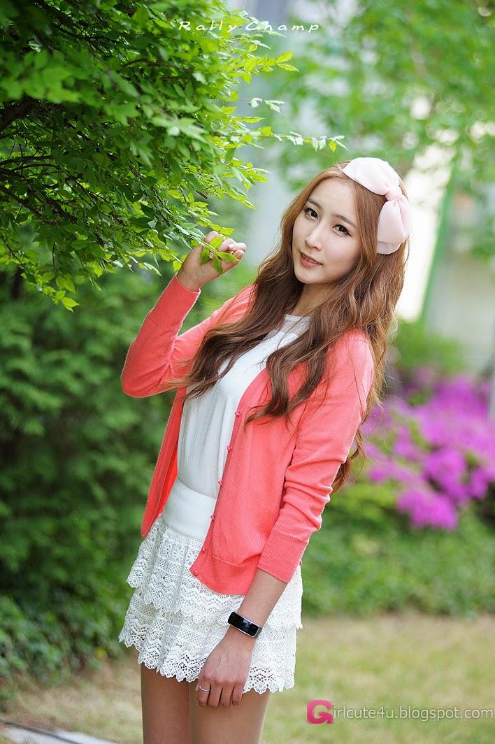 3 Oh Ah Hee - P&I 2014 - very cute asian girl-girlcute4u.blogspot.com