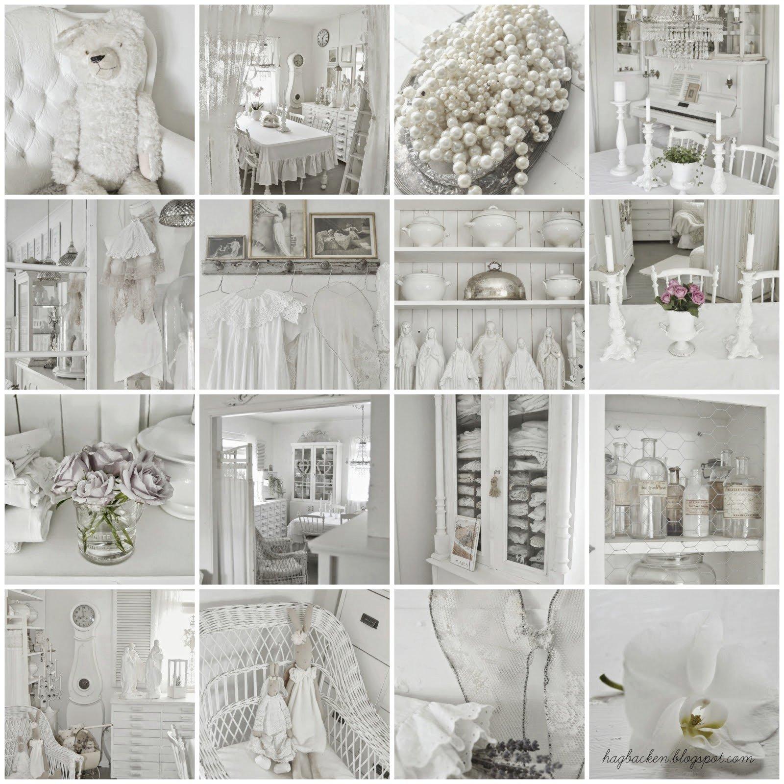 Collage från min bloggtid och vårat hem