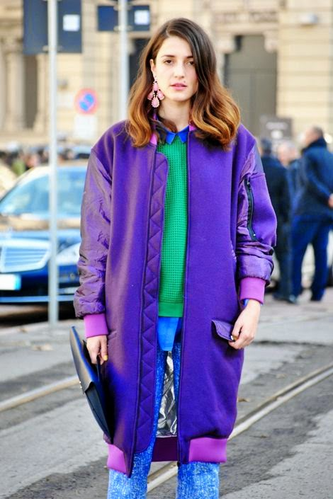 Bomber jackets-street style-eleonora carisi