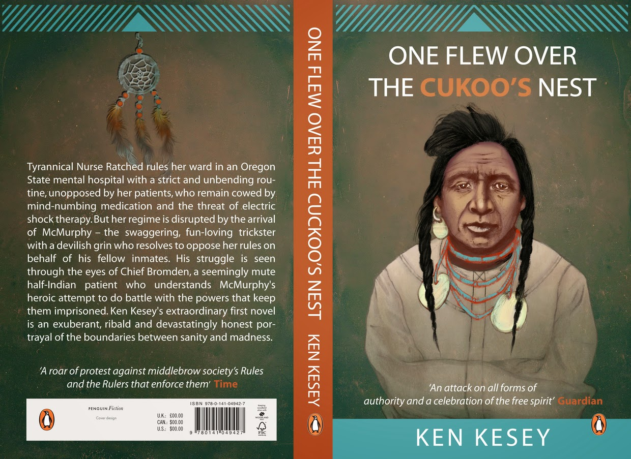 a chapter by chapter analysis of one flew over the cuckoos nest by ken kesey One flew over the cuckoo's nest (penguin great books of the 20th century) [ ken kesey] on amazoncom free shipping on qualifying offers book by kesey, ken.
