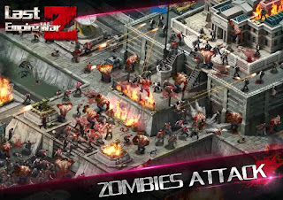 Last Empire-War Z 1.0.20 Mod Apk (Unlimited Money)