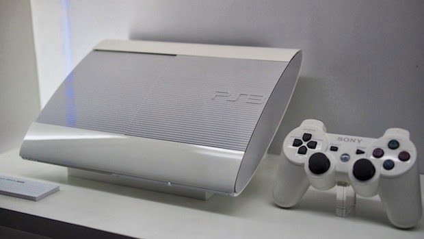 PS3 SUPER SLIM Original Versi