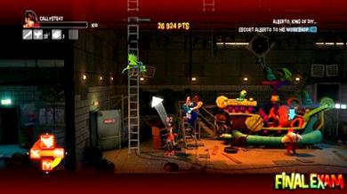 Final Exam - R.G. Mechanics screenshot 4
