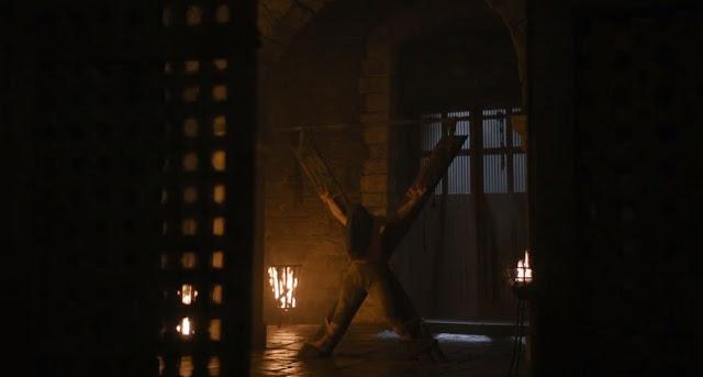 Theon torturado - Juego de Tronos en los siete reinos