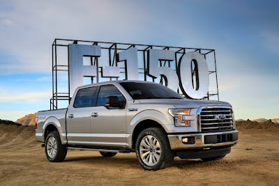 New Ads Show the Strength of Aluminum in 2016 Ford F-150 Trucks