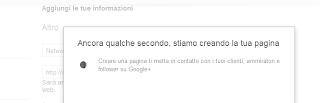 guida pagina google+