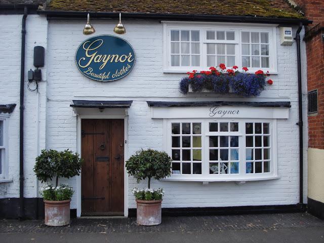 Gaynor's boutique