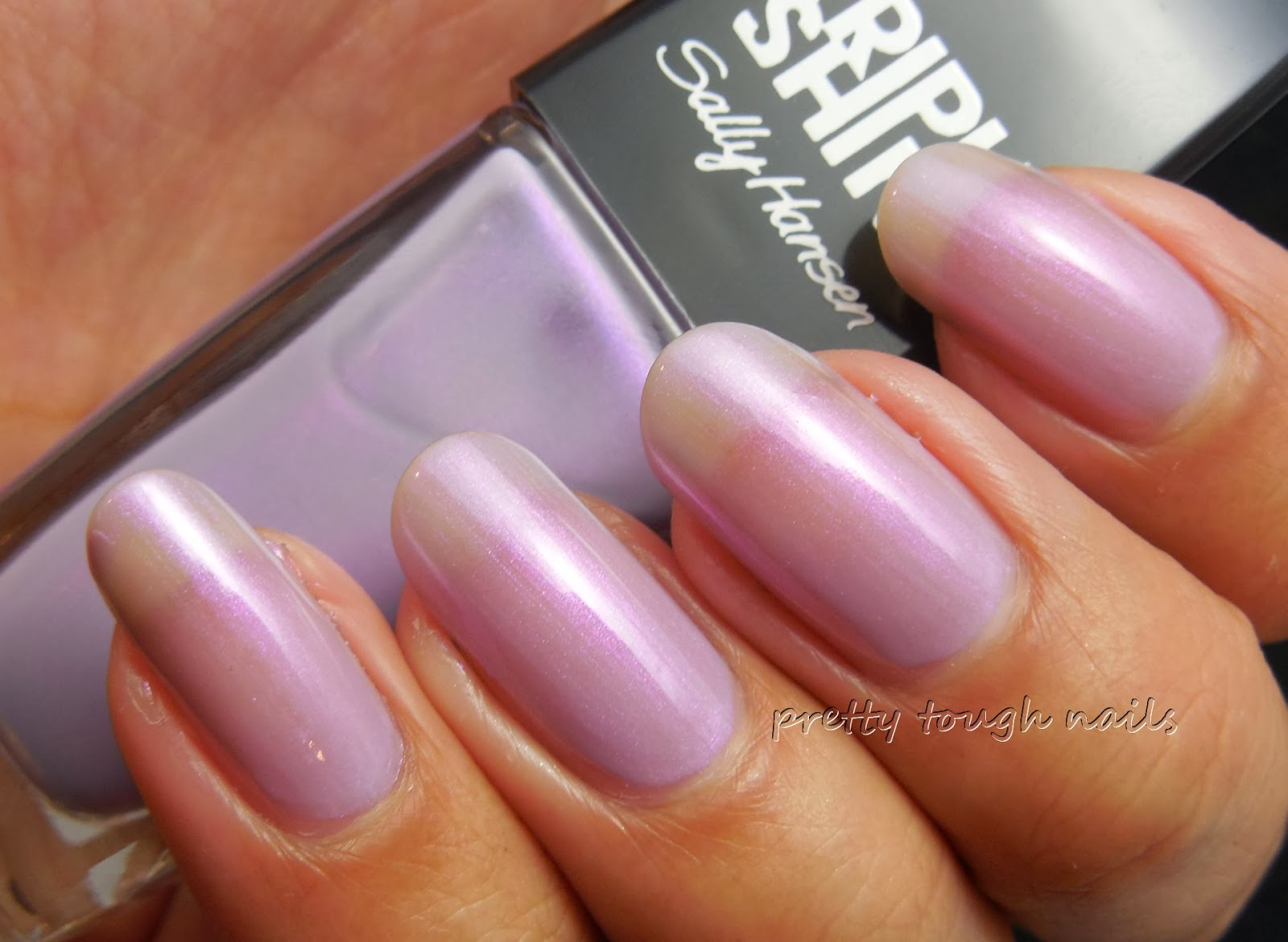 Sally Hansen Triple Shine Drama Sheen