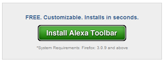 install alexa toolbar