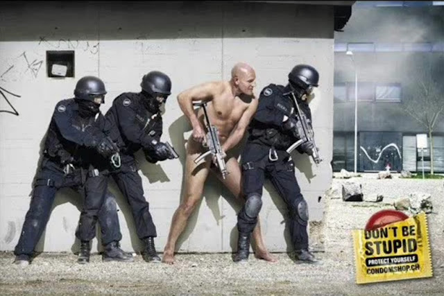 Gambar Lucu dalam Dunia Militer
