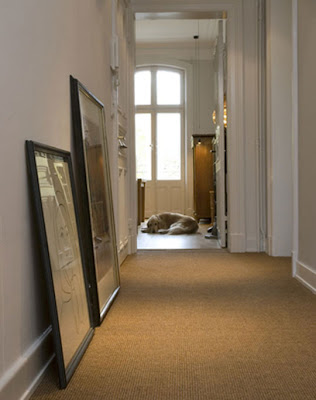 Ideas para decorar un pasillo largo muebles como imaginas - Ideas para decorar un pasillo ...