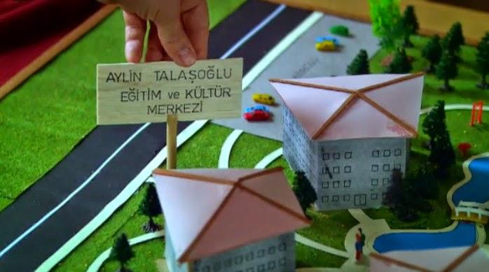 Aylin Talaşoğlu Centru Cultural şi Educație
