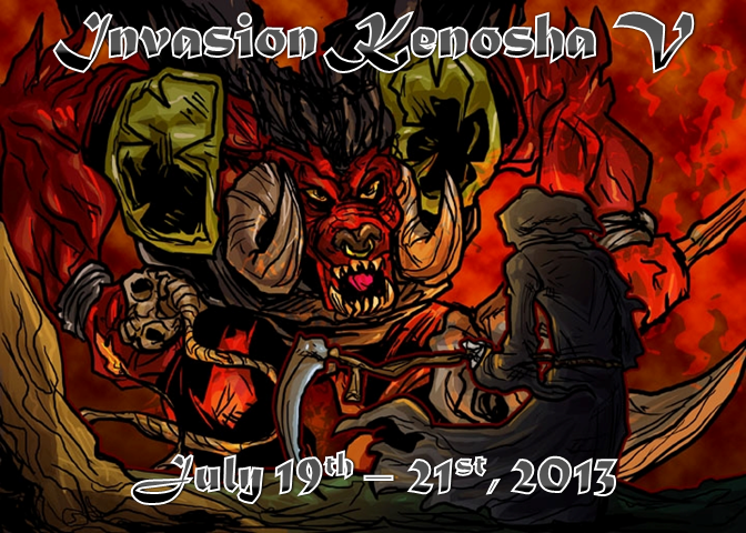 Invasion Kenosha V
