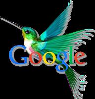 Google Hummingbird search algorithm image