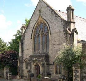 Old Chapel Jazz venue