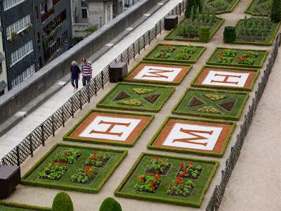 Jardínes del Chateau (castillo) de Pau