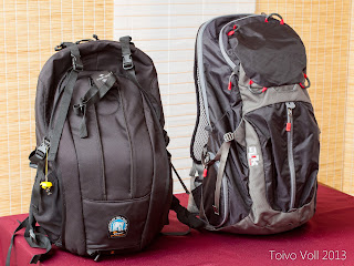 Lowepro Primus AW vs. Clik Elite Obscura