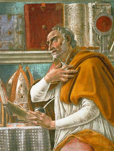 descartes vs st augustine essay