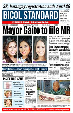 April 26, 2017 issue