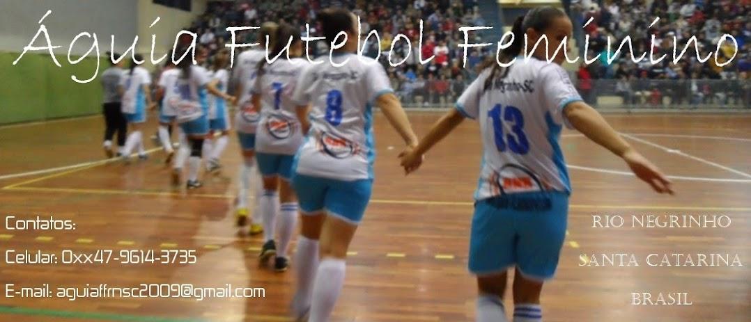 Águia Futebol Feminino