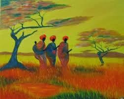 Mulheres Africanas II