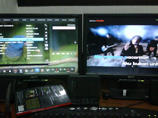 XD multimedia dual monitor