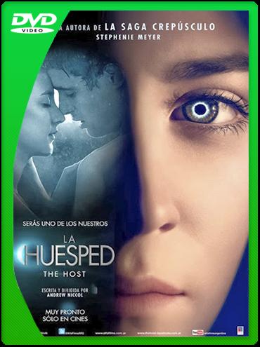 La Huésped (2013) DVDRip Español Latino