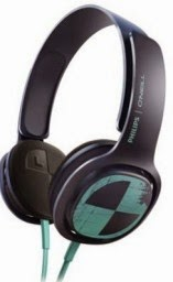 Buy Philips SHO3300 Escap On-Ear Headphone At Flat 43% off at Rs.849 : Buy To Earn