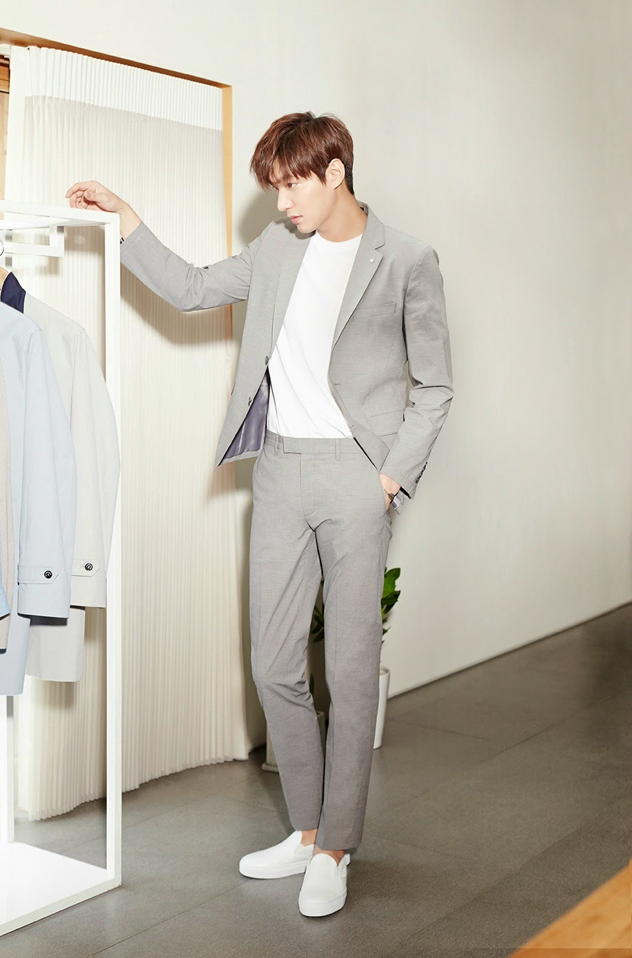 The Imaginary World Of Monika Lee Min Ho For Tngt Office Fashion