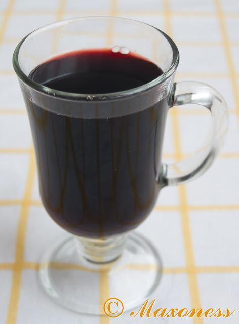 Горячее вино со специями