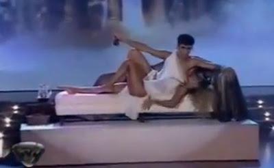 cinthia fernandez desnuda en bailando 2011 4 octubre 2011