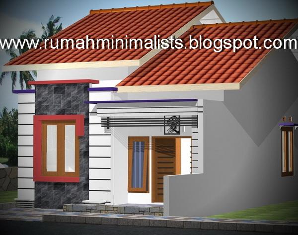 model rumah minimalis type 21 cocok untuk pasangan yang