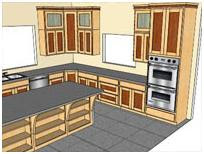 SketchUp Kitchen Components
