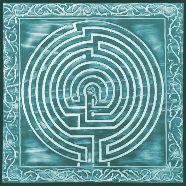 Labyrinth as a Metaphor for the Creative Journey