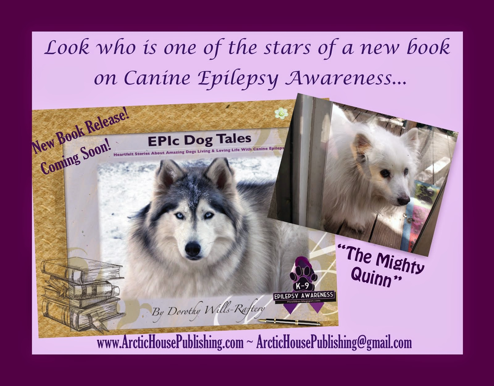 EPIc Dog Tales Coming Soon!